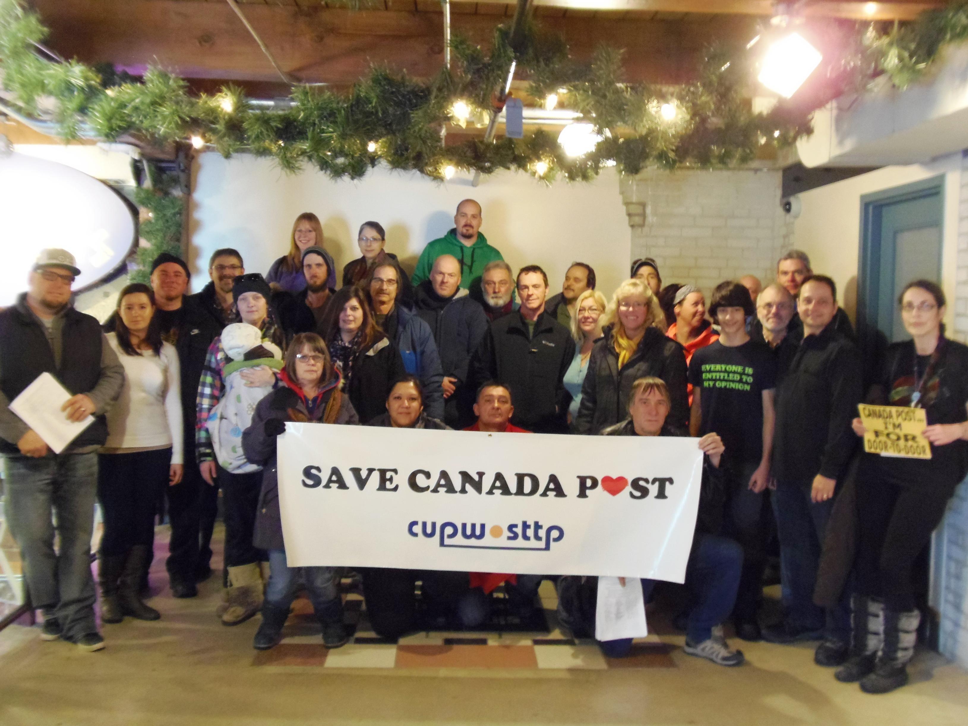 Jan 11/13 at The Forks Winnipeg Action